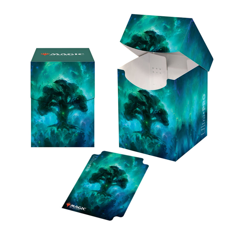 Celestial Forest 100+ Deck Box for Magic: the Gathering - Ultra PRO International