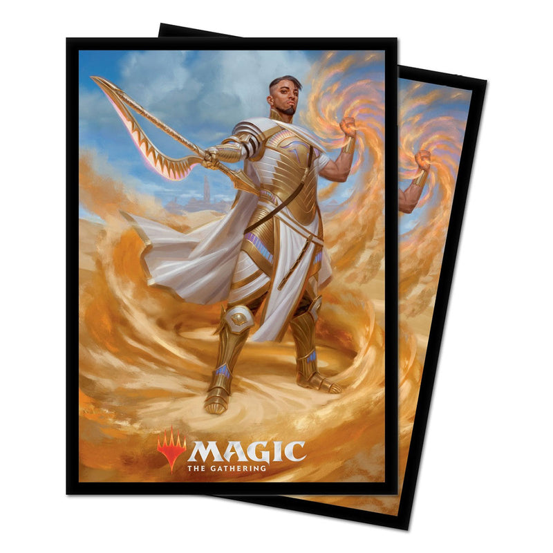 "M21 ""Basri Ket"" Deck Protector Sleeves for Magic: The Gathering - Standard (100 ct.) - Ultra PRO International"