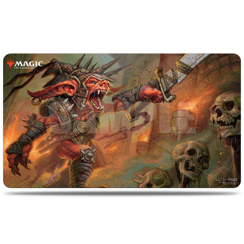 Commander Legends Rograkh, Son of Rohgahh Playmat