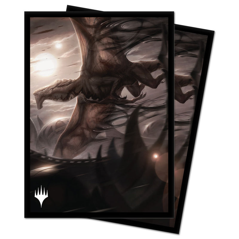 Shadrix Silverquill, Strixhaven 100ct Sleeves for Magic: The Gathering
