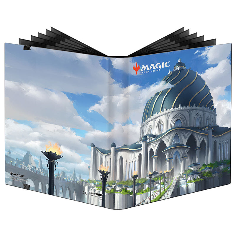 The Biblioplex Strixhaven PRO-Binder 9-Pocket for Magic: The Gathering
