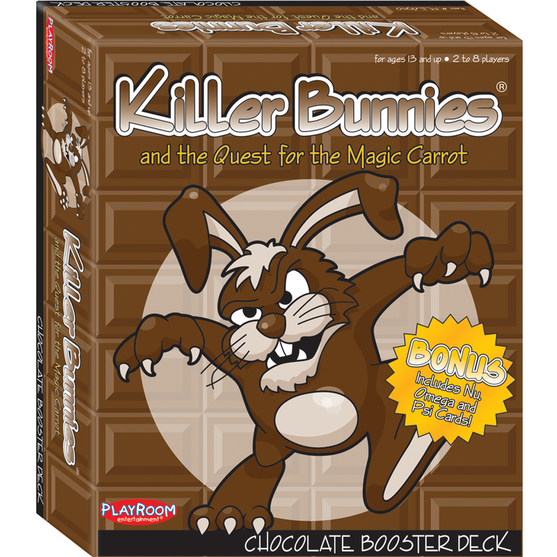 Killer Bunnies Quest Chocolate Booster - Ultra PRO International