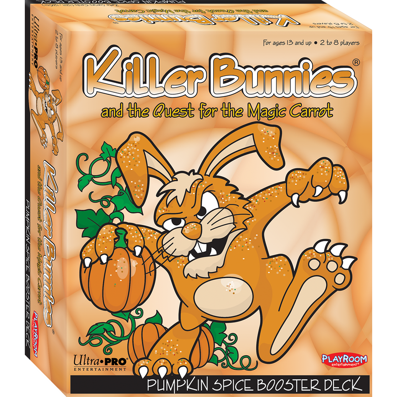 Killer Bunnies Quest Pumpkin Spice Booster - Ultra PRO International