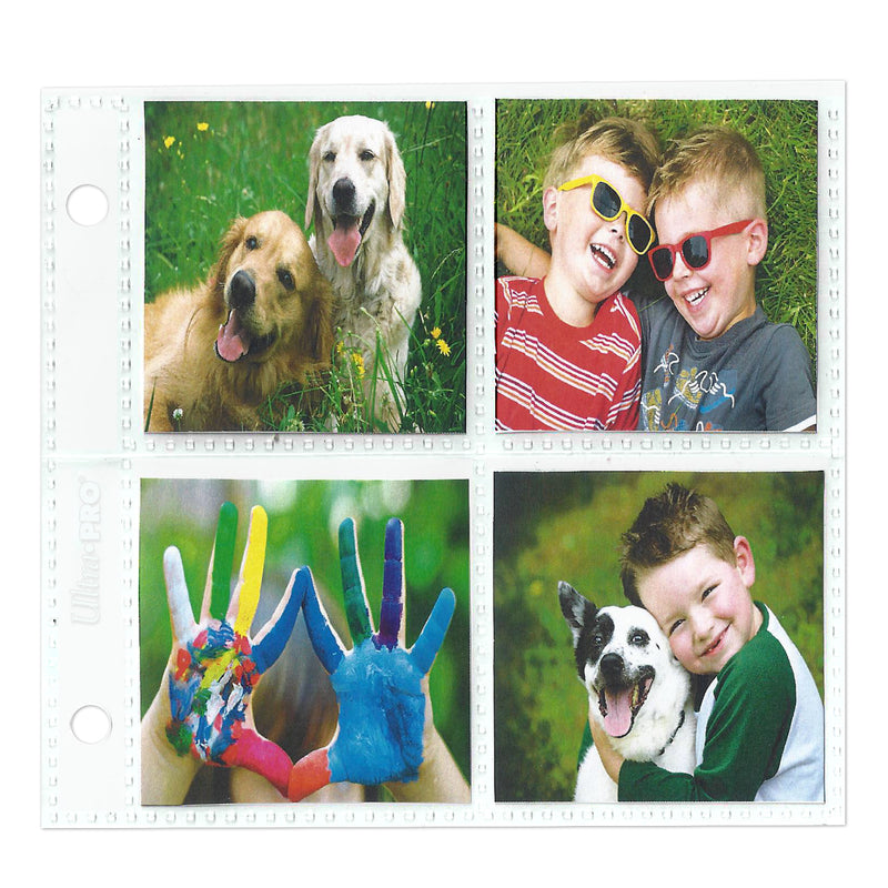 "4"" x 4"" Size Variety Pages 20 ct. Pack"