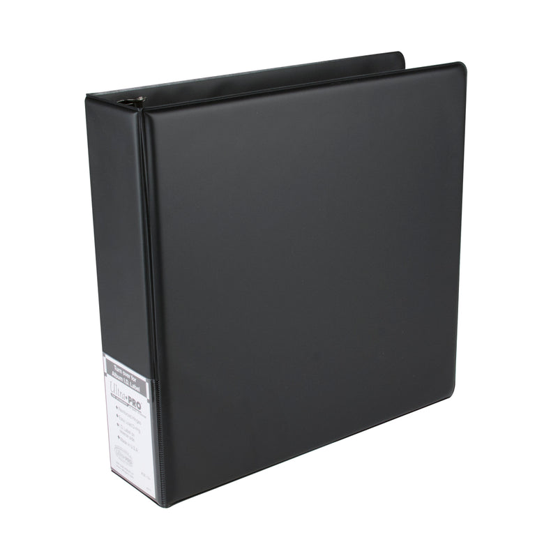 "3-Ring Black 3"" Heavy Duty Binder - Ultra PRO International"