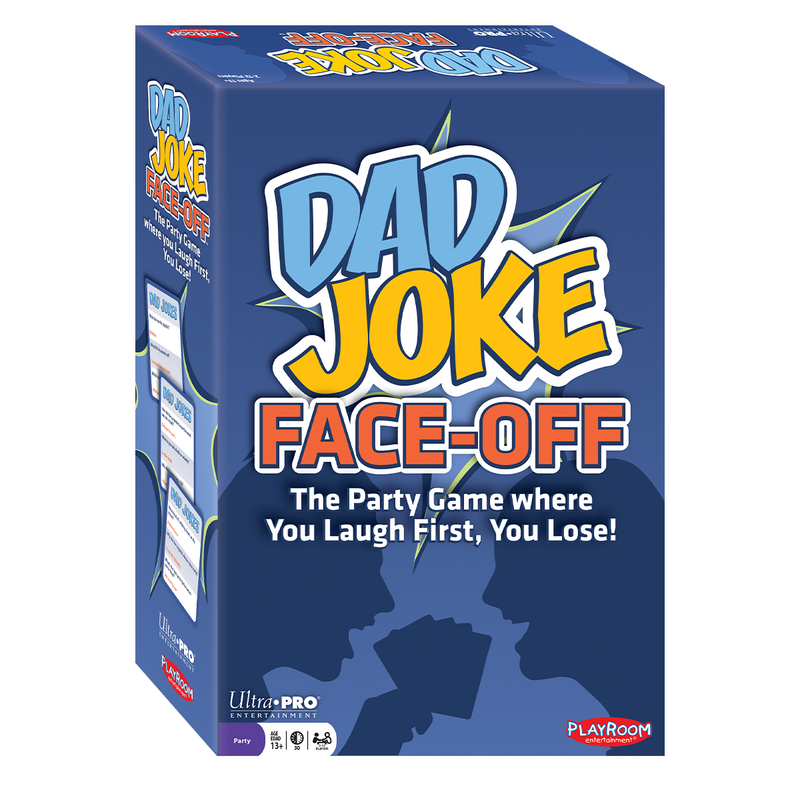 Dad Joke Face-Off - Ultra PRO International