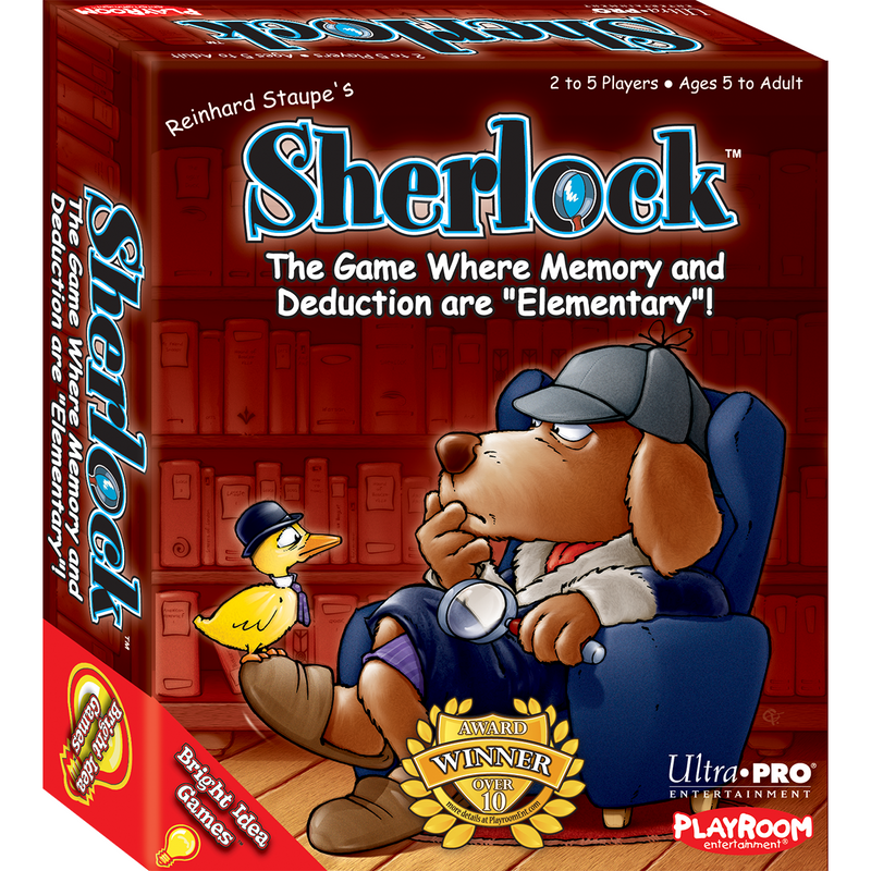 Sherlock - Ultra PRO International