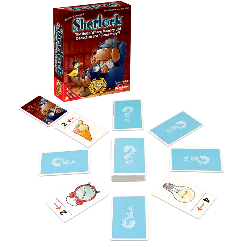 Sherlock: Kids Memory Game for Ages 5 and Up