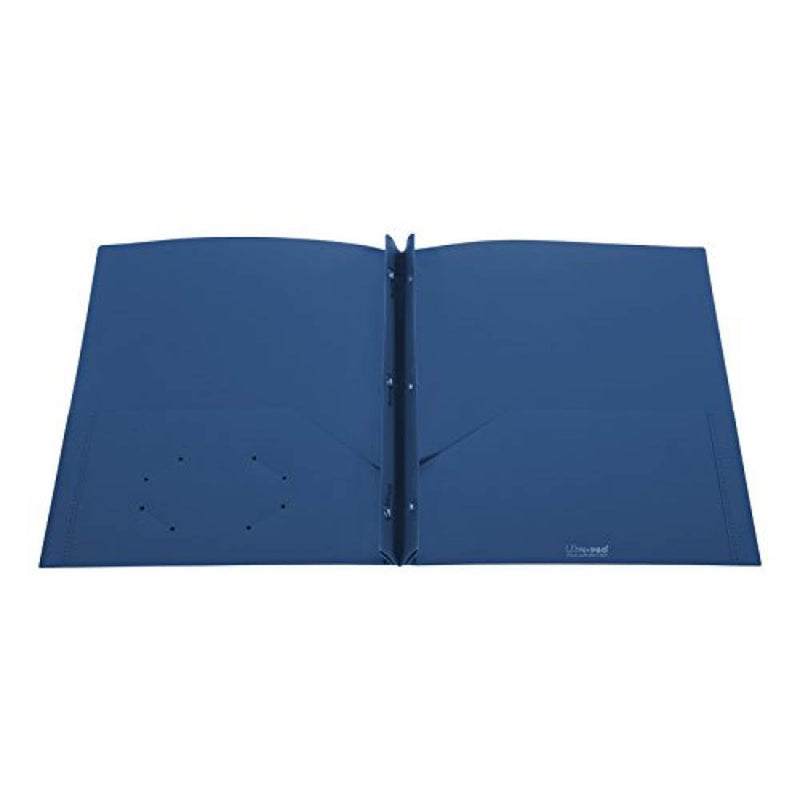 2-Pocket Folders with 3-Prong Fastener (10 ct.)