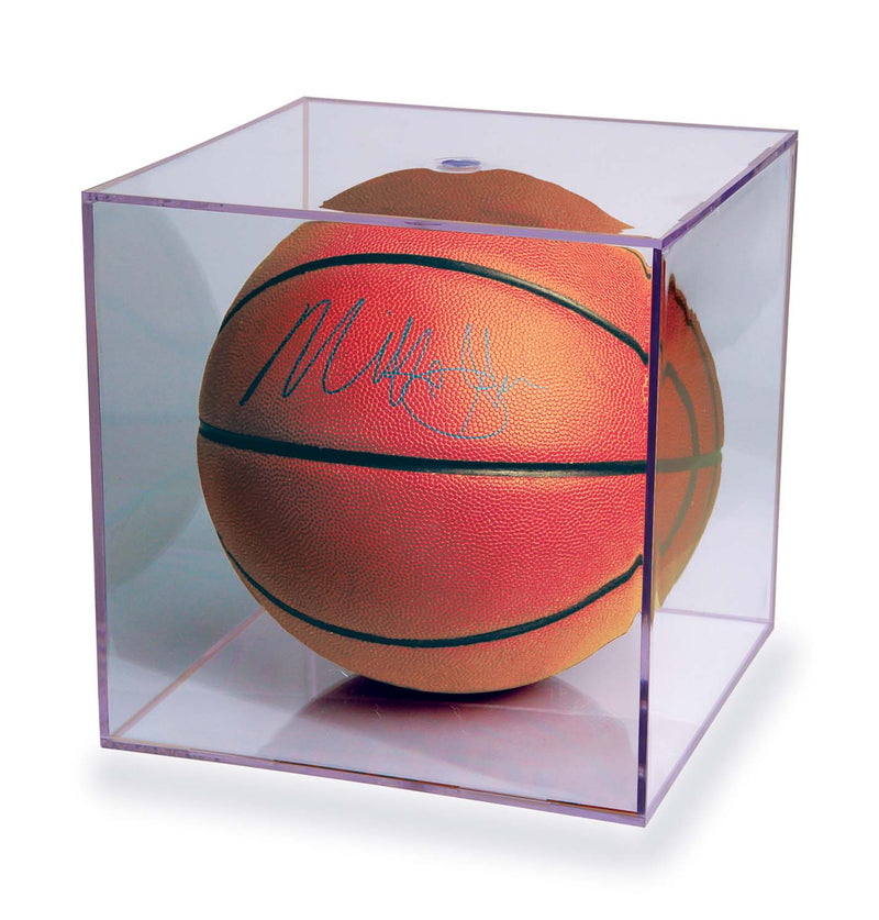 Basketball Clear Square UV Holder