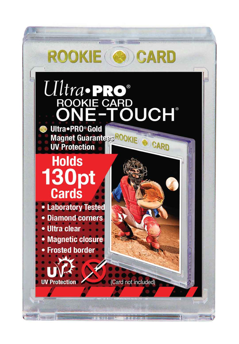 130PT UV ROOKIE ONE-TOUCH Magnetic Holder - Ultra PRO International