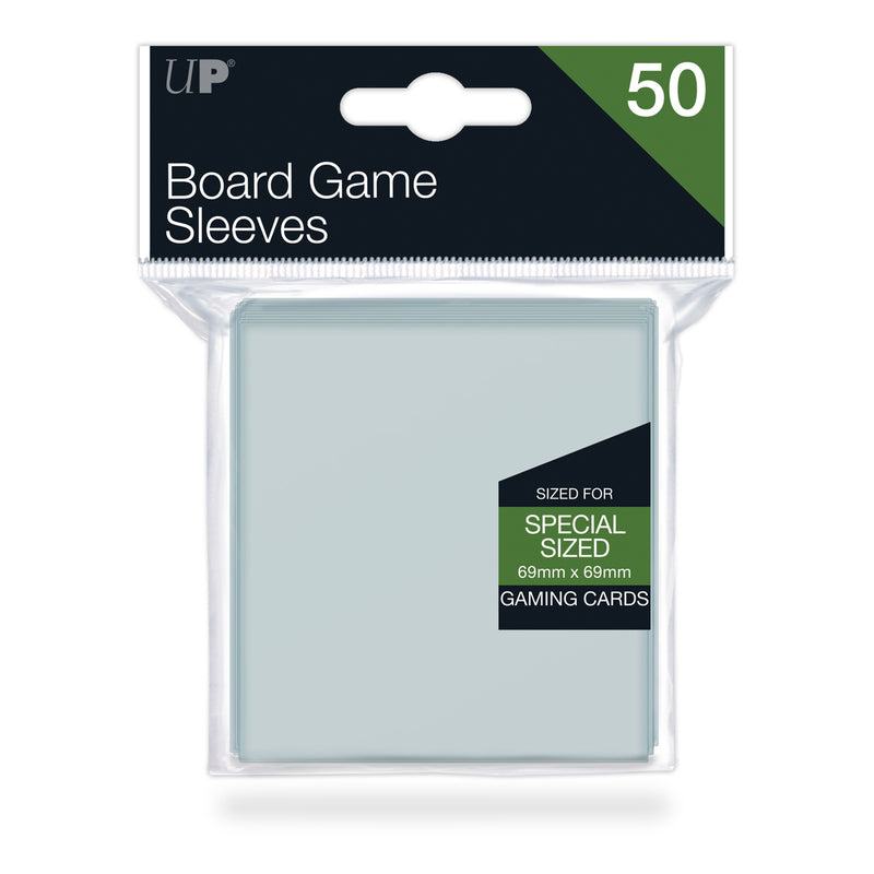 69mm X 69mm Board Game Sleeves (50 ct.) - Ultra PRO International