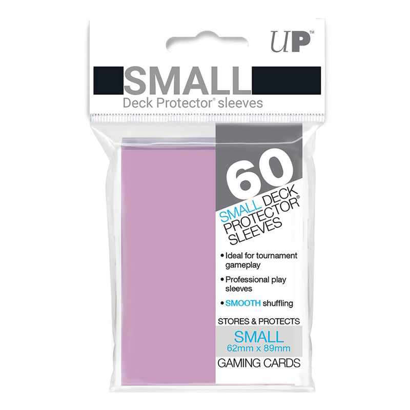 Ultra PRO Small Size Deck Protector Sleeves (60 ct.) - Ultra PRO International