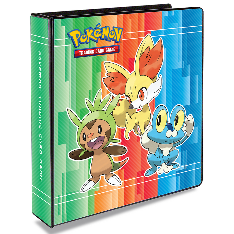"2"" Pokémon X & Y 3-Ring Trading Card Album"