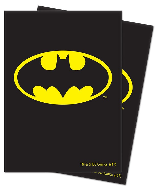 Justice League: Batman Deck Protectors (65 ct.) - Ultra PRO International