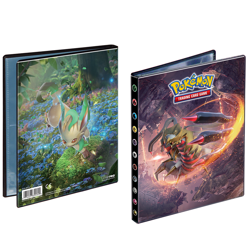 Pokémon Sun & Moon (SM5) 4-Pocket Portfolio