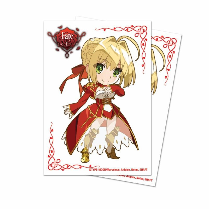 Fate Extra Chibi Nero Small Deck Protector sleeves 60ct - Ultra PRO International