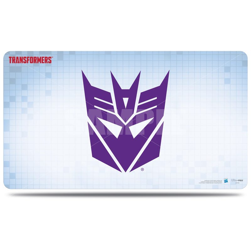 Transformers Decepticons Playmat for Hasbro