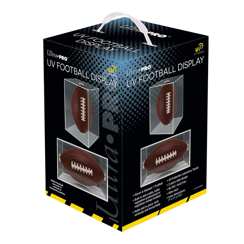 Football UV Display - Ultra PRO International