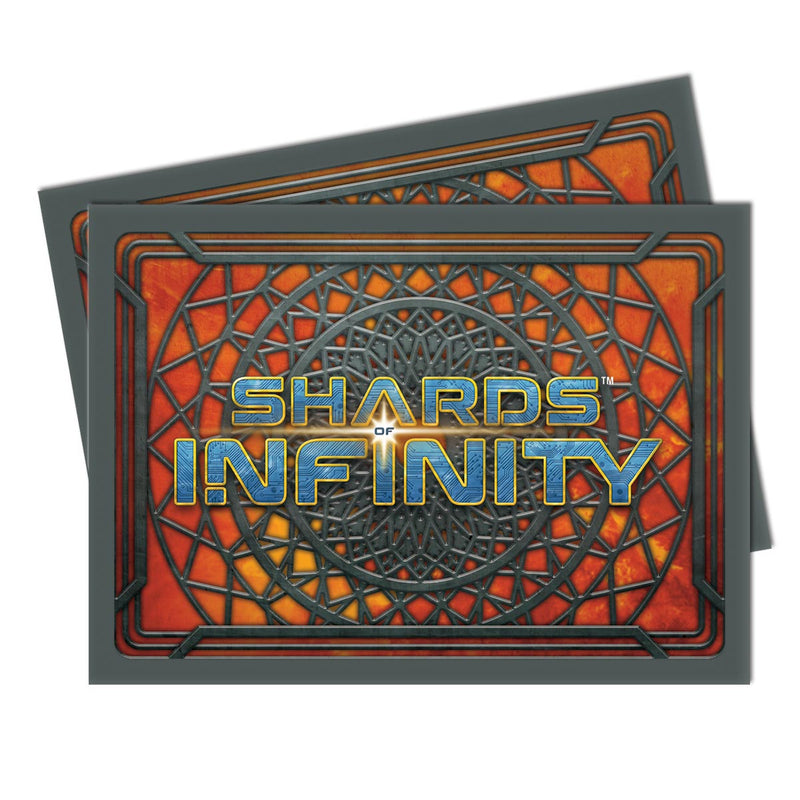 Shards of Infinity Deck Protector sleeve (100 ct.) - Ultra PRO International