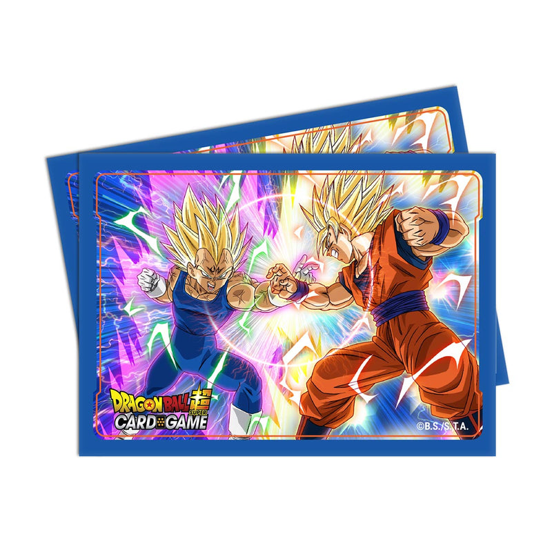 Dragon Ball Super Standard Deck Protector 65ct Vegeta vs Goku