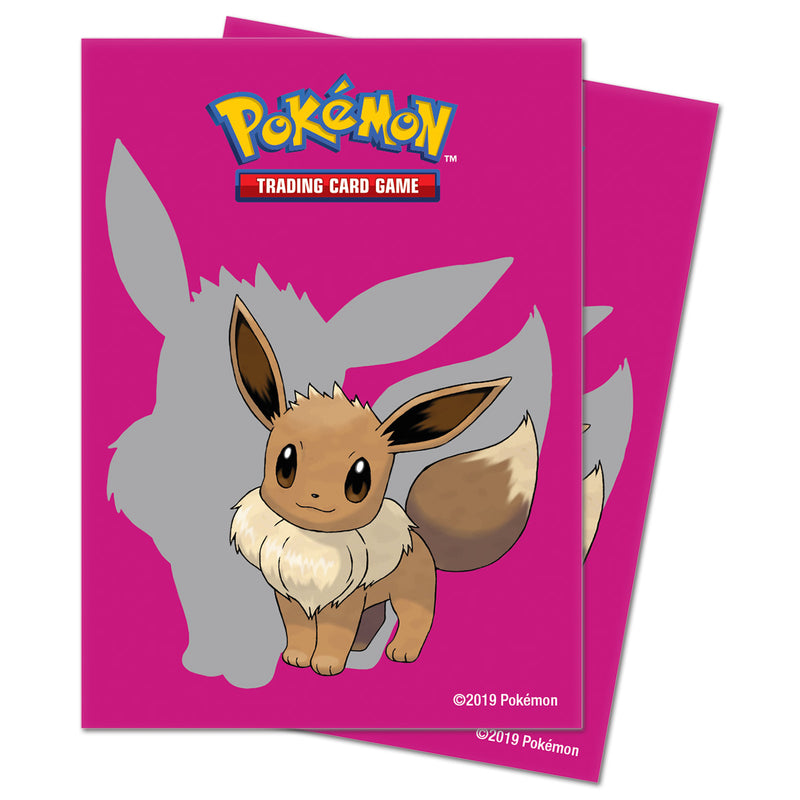 Pokemon Eevee 2019 Deck Protector (65 ct.) - Ultra PRO International