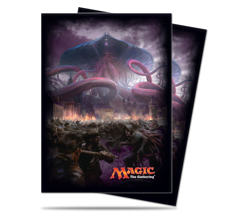 Eldritch Moon - Emrakul, the Promised End Standard Deck Protectors for Magic (80 ct.) - Ultra PRO International