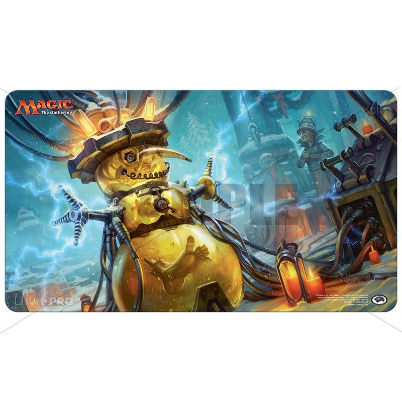 "Magic: the Gathering ""Some Disassembly Required"" Holiday Gaming Playmat"