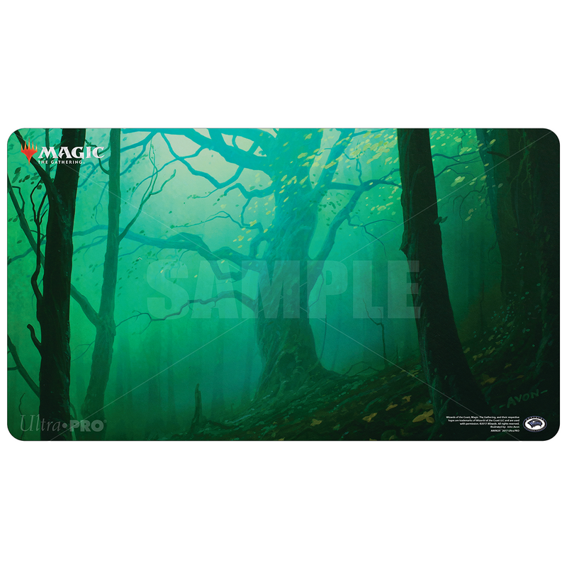 Unstable Forest Gaming Playmat