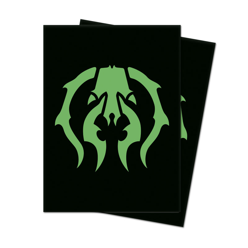 Magic: The Gathering Guilds of Ravnica Standard Deck Protector sleeves (100 ct.) - Ultra PRO International