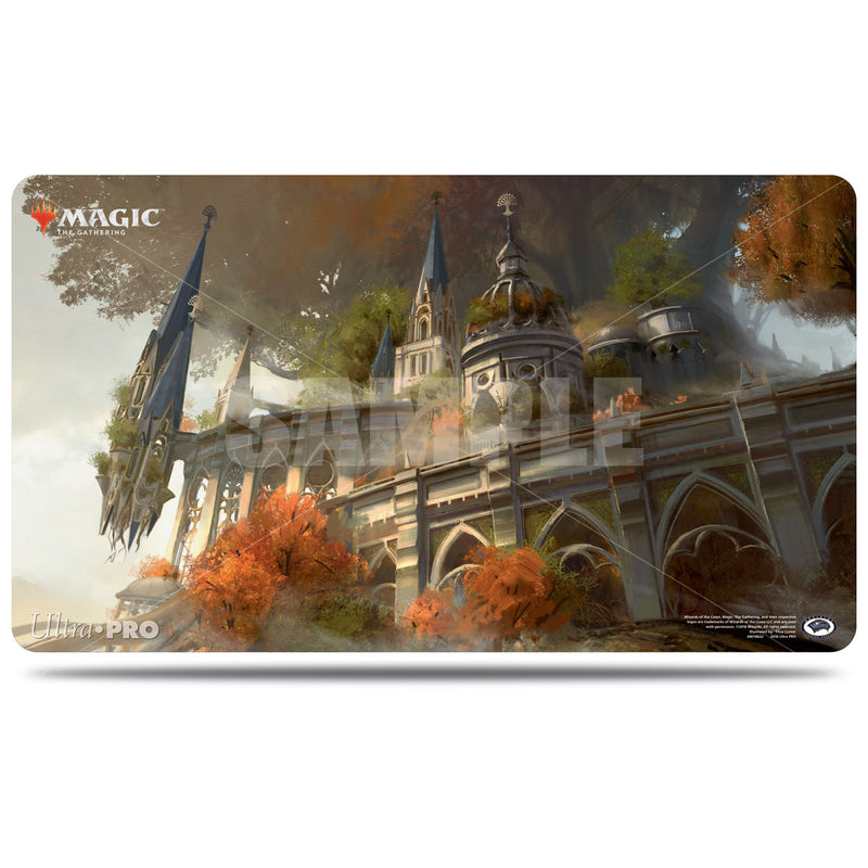 Guilds of Ravnica - Temple Garden Gaming Playmat - Ultra PRO International