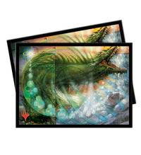 Magic: the Gathering Ultimate Masters (UMA) V4 Standard Deck Protectors (100 ct.)