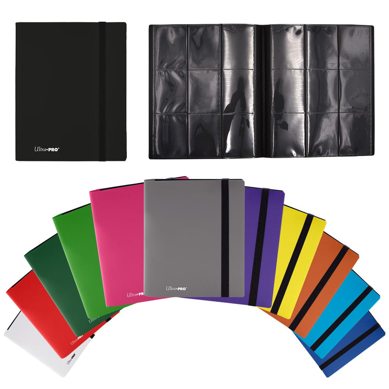 Eclipse 9-Pocket PRO-Binder