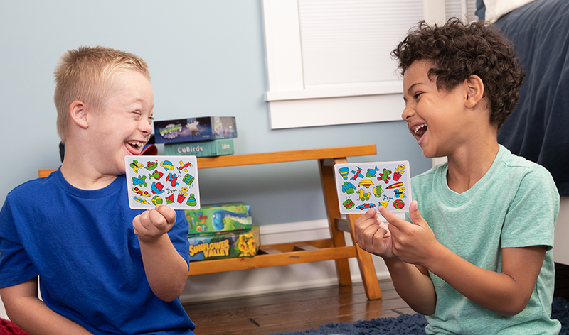 Catch the Match Kids Memory Game for Ages 5 and Up