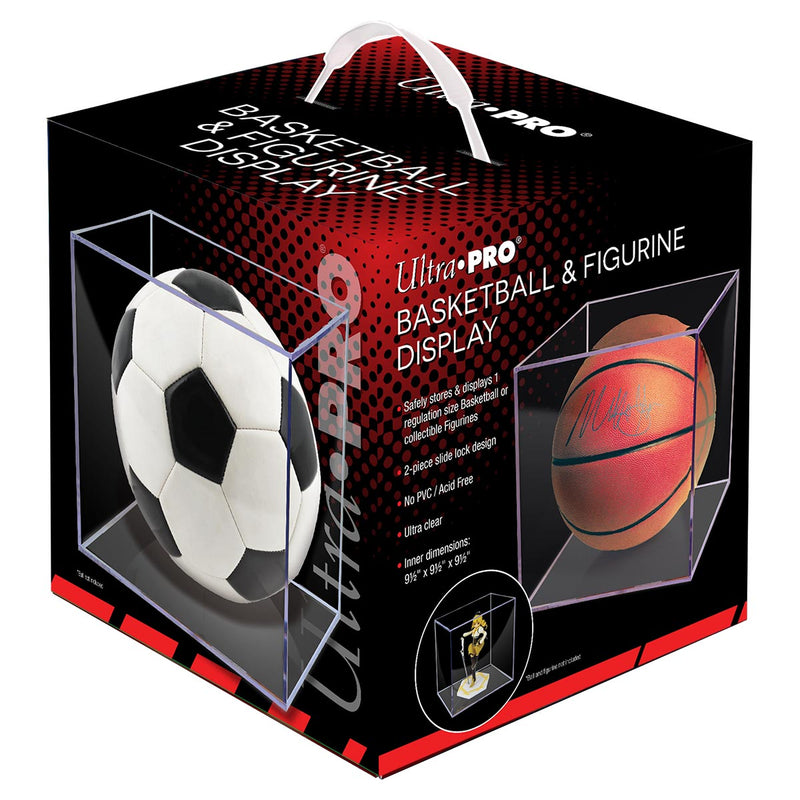 Basketball Clear Square Holder - Ultra PRO International