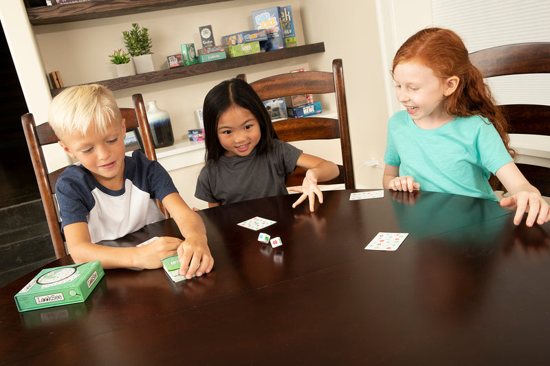 LookSee: Card & Dice Matching Game for Ages 8 and Up