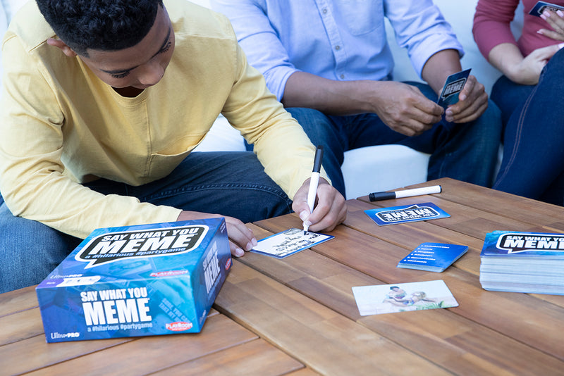 Say What You Meme, a #hilarious #partygame for Ages 8 and Up