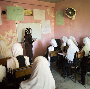 Why Educating Afghan Women is Important