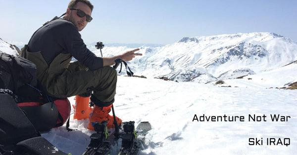 Adventure, Not War |  SKI IRAQ