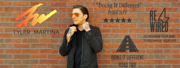 Combat Flip Flops on Doing it Different Podcast!