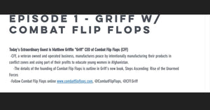 Combat Flip Flops Extraordinary Acts for other podcast main image