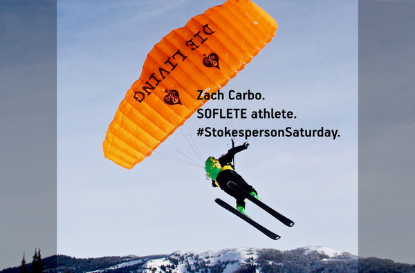 From 75th Ranger to snow-slaying skiing skydiver #StokespersonSaturday