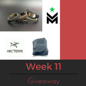 The Combat Flip Flops Week 11 Giveaway