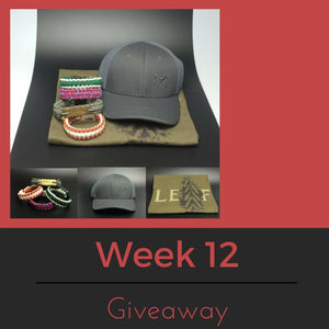 The Combat Flip Flops Week 12 Giveaway