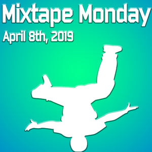 Combat Flip Flops Mixtape Monday 8 April 2019 Main image.