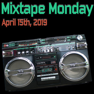 Combat Flip Flops Mixtape Monday 15 April 2019 Main image.