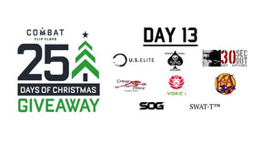 25 Days of Christmas Giveaway: Day 13