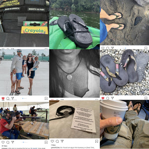 Combat Flip Flops Instagram Photo Of The Week - August 9th