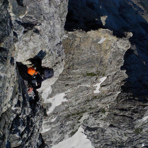 Brad Christian Adventure Operations Group Being Bold Teton Climbing via Combat Flip Flops Blog