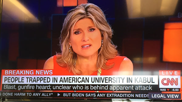 CNN Terrorists Kabul Afghanistan University